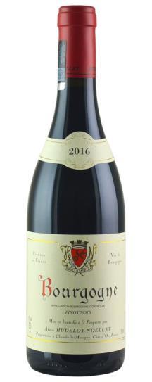 2017 Domaine Hudelot-Noellat Bourgogne Rouge