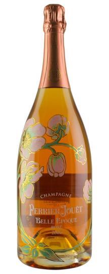2006 Perrier Jouet Fleur de Champagne Rose Brut Cuvee Belle Epoque