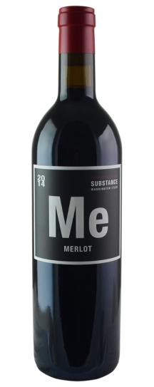 2014 Wines of Substance Substance Merlot Me