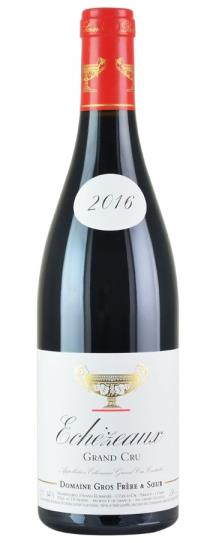 2016 Domaine Gros Frere et Soeur Echezeaux