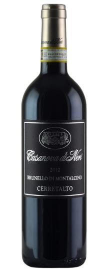 2012 Casanova di Neri Brunello di Montalcino Cerretalto