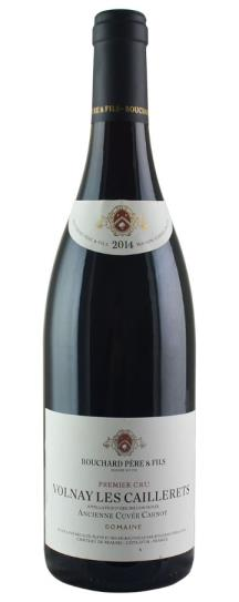 2014 Bouchard Pere et Fils Volnay Caillerets Ancienne Cuvee Carnot Premier Cru