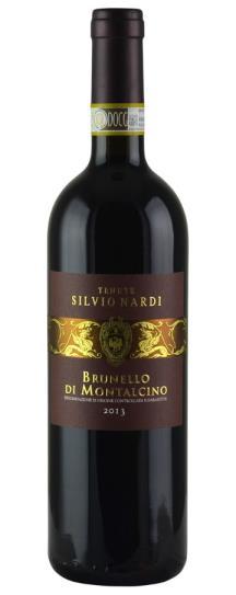 2013 Silvio Nardi Brunello di Montalcino