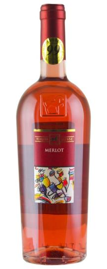 2017 Tenuta Ulisse Merlot Rosato
