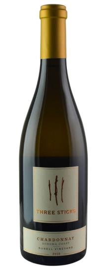 2015 Three Sticks Chardonnay Durell Vineyard