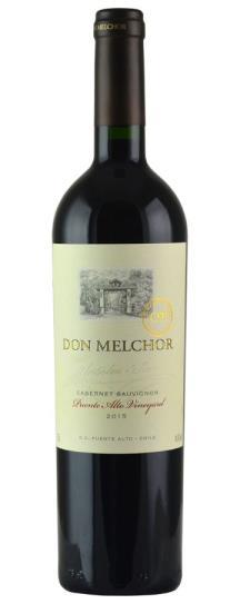 2015 Concha y Toro Don Melchor Cabernet Sauvignon Puente Alto Vineyard