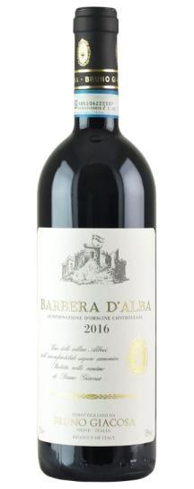 2017 Bruno Giacosa Barbera d'Alba