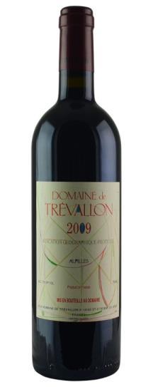 2009 Trevallon, Domaine de IGP des Alpilles Rouge