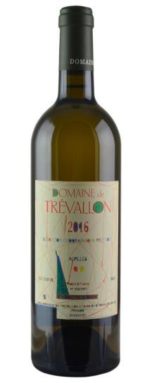 2016 Domaine de Trevallon IGP des Alpilles Blanc