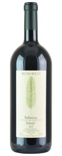 2015 Bruno di Rocca Barbaresco Rabaja