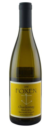 2016 Foxen Vineyard Chardonnay Block UU Bien Nacido Vineyard