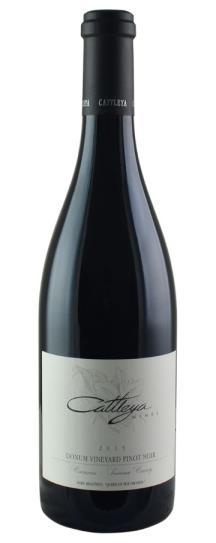 2015 Cattleya Pinot Noir Donum Vineyard