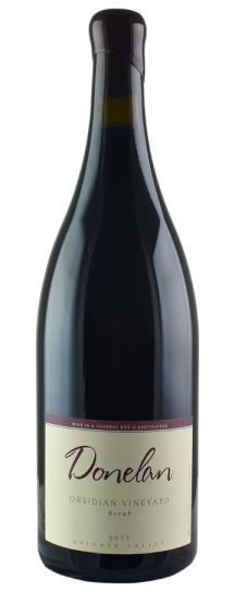 2013 Donelan Syrah Obsidian Vineyard