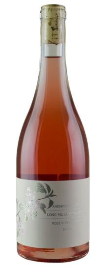 2017 Long Meadow Ranch Rose of Pinot Noir Anderson Valley