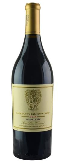 2014 Kapcsandy Family Winery Cabernet Sauvignon Estate Cuvee