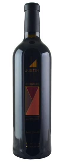 2014 Justin Vineyard Isosceles Proprietary Red Wine