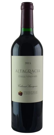 2015 Altagracia Cabernet Sauvignon
