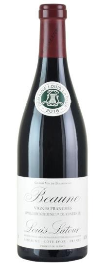 2016 Domaine Louis Latour Beaune les Vignes Franches