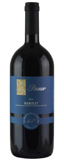 2014 Armando Parusso Barolo