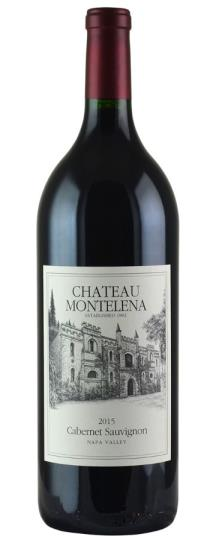 2015 Chateau Montelena Cabernet Sauvignon Napa