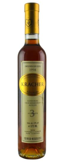 1998 Kracher, Alois Scheurebe TBA No 3