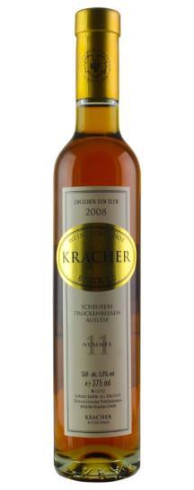 2008 Kracher, Alois Scheurebe Trockenbeerenauslese No 11