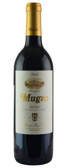 2014 Muga Rioja Reserva