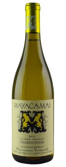 2015 Mayacamas Chardonnay