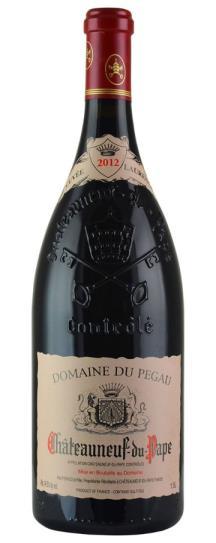 2012 Domaine du Pegau Chateauneuf du Pape Cuvee Laurence