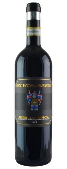2013 Ciacci Piccolomini d'Aragona Brunello di Montalcino