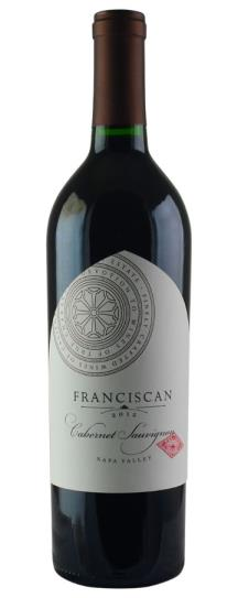 2015 Franciscan Cabernet Sauvignon