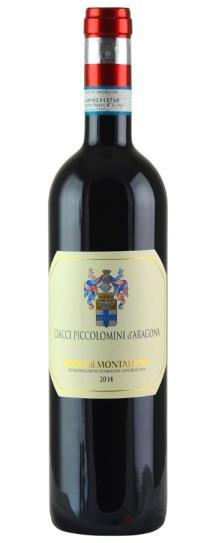 2014 Ciacci Piccolomini d'Aragona Rosso di Montalcino