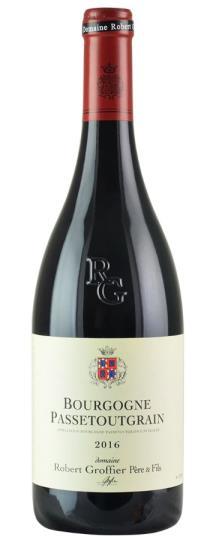 2016 Domaine Robert Groffier Bourgogne Passetoutgrain