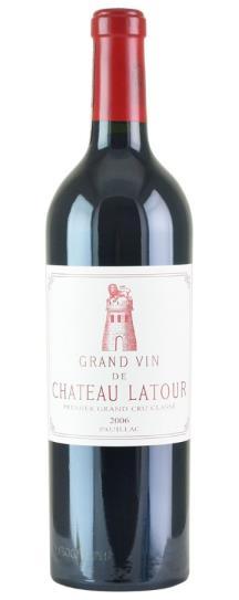 2006 Chateau Latour 2018 Ex-Chateau Release