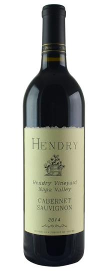 2014 Hendry Ranch Cabernet Sauvignon Hendry Vineyard
