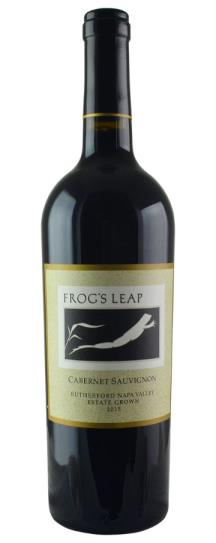 2015 Frog's Leap Cabernet Sauvignon Rutherford
