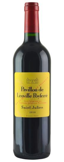 2010 Leoville-Poyferre Pavillon du Leoville Poyferre