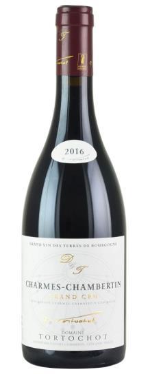 2016 Domaine Tortochot Charmes Chambertin