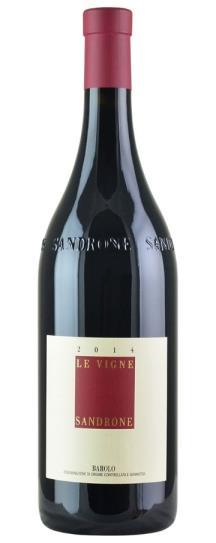 2014 Luciano Sandrone Barolo le Vigne
