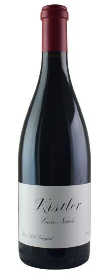 2011 Kistler Pinot Noir Cuvee Natalie Silver Belt
