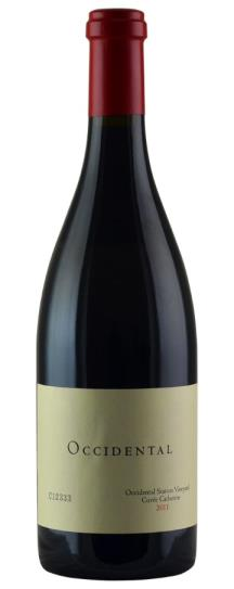 2011 Occidental Pinot Noir Occidental Station Cuvee Catherine