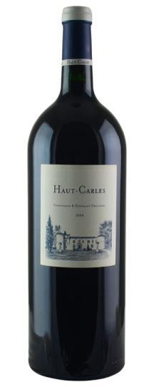 2009 Haut Carles Bordeaux Blend