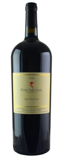 2015 Peter Michael Winery Les Pavots Proprietary Red Wine