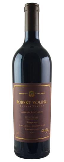2014 Robert Young Estate Winery Big Rock Block Cabernet Sauvignon