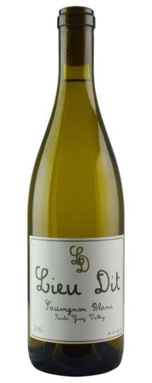 2016 Lieu Dit Winery Sauvignon Blanc