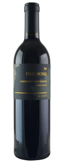 2014 Paul Hobbs Cabernet Sauvignon Napa