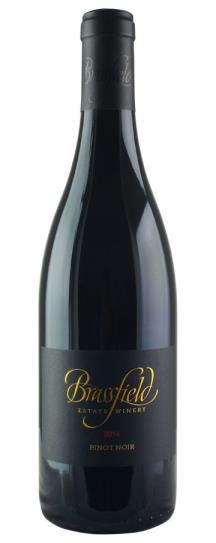 2014 Brassfield High Serenity Pinot Noir