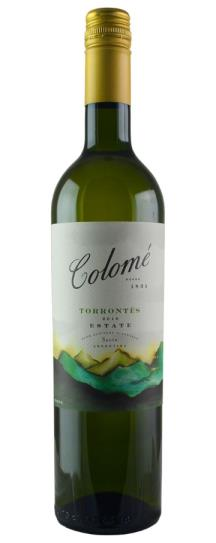 2016 Colome Torrontes