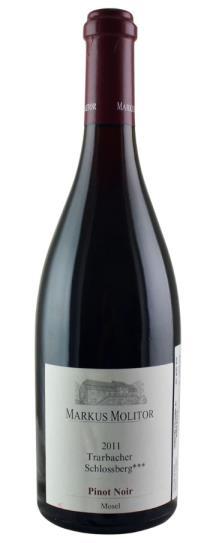 2011 Markus Molitor Pinot Noir Trarbacher Schlossberg***