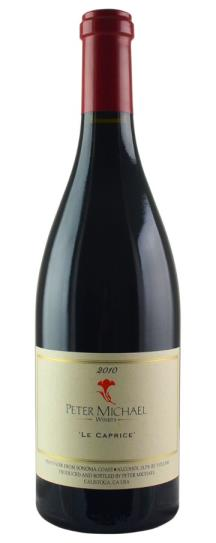 2010 Peter Michael Winery Pinot Noir Le Caprice